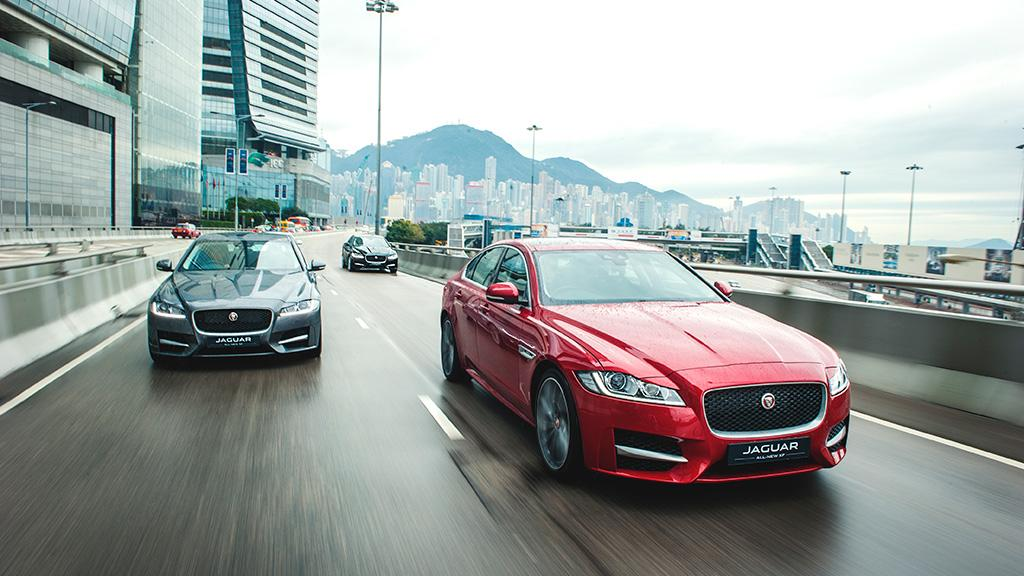 非常紳士 但絕不好惹 全新 Jaguar XF 輕裝上陣