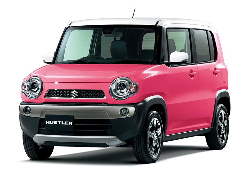 Suzuki Hustler 於香港熱賣  首批火速售罄!