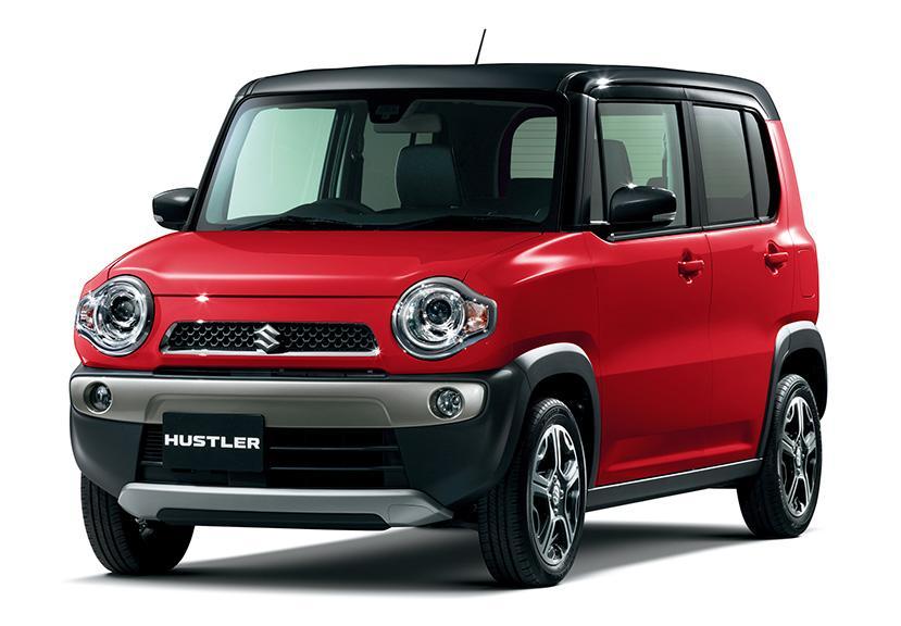 鈴木型格小車 Hustler  預訂價只需 $149,800