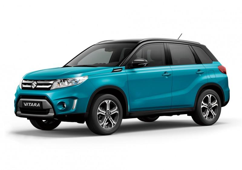 新一代 Suzuki Vitara 正式進駐九龍灣旗艦店!