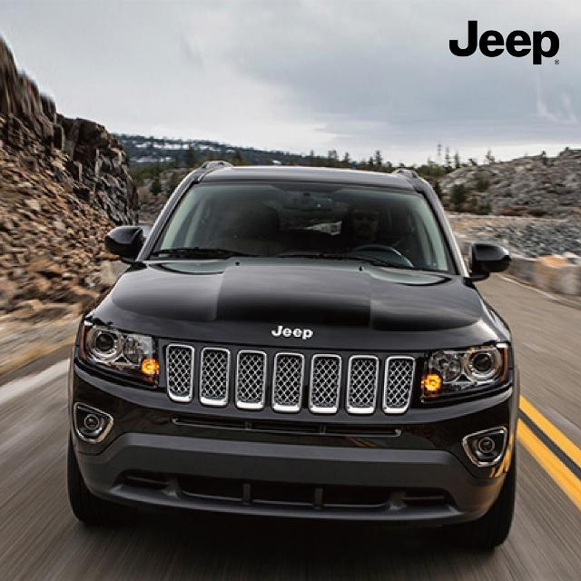 Jeep Compass SUV 展銷日  一口價 HK$208,000