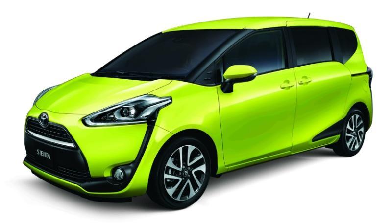 Toyota 大埔超級城車展 Sienta 及 Spade 以車展震撼價發售