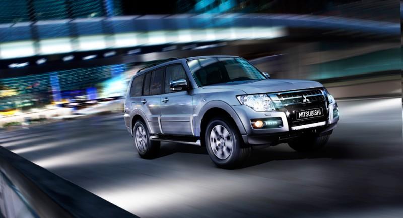環保商用車輛稅務寬減期滿在即   三菱柴油四驅 Pajero $438,800 起