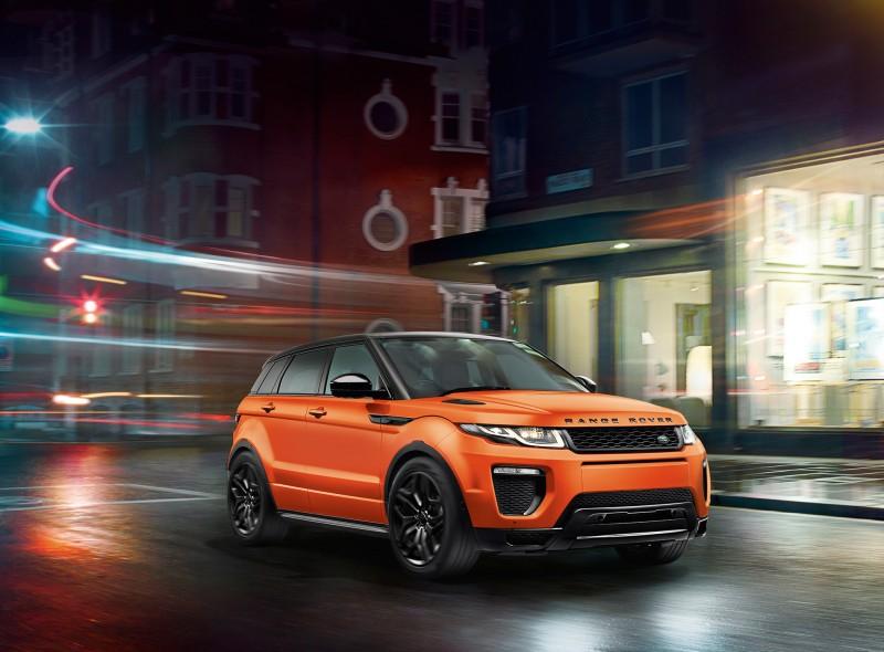 Land Rover 精選熱賣 SUV 車系 本週末再加推驚喜優惠