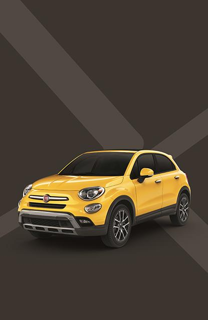 [Fiat 500X,改變革新! Think out of the box] 攝影比賽