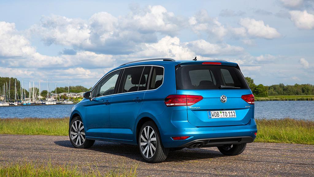 Volkswagen 於香港推出全新Touran 七人車