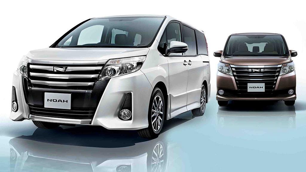 Toyota Noah 系列 以車展震撼價 $299,950 起發售