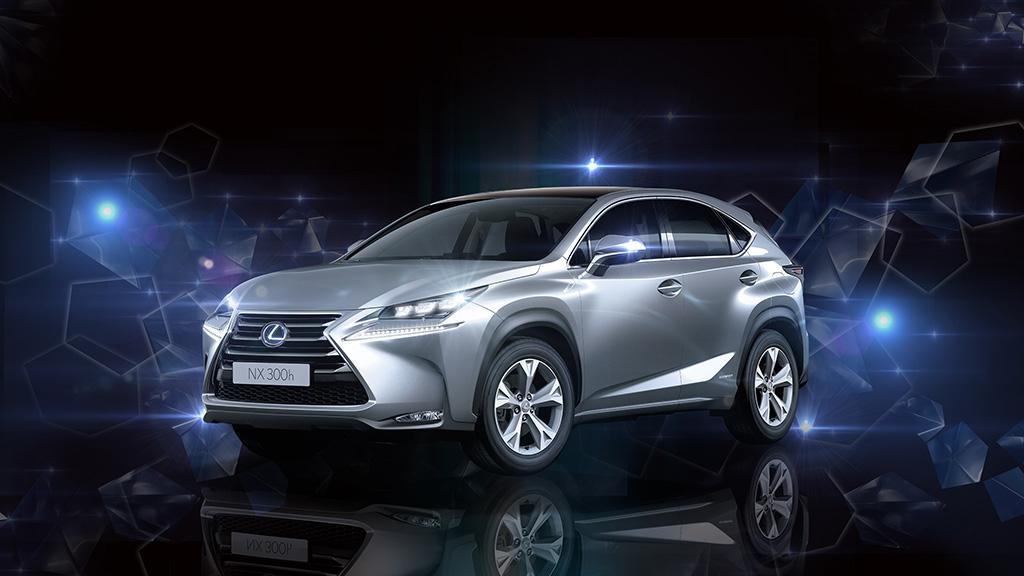 「Lexus Motor Show」本週末假尖沙咀海運大廈舉行