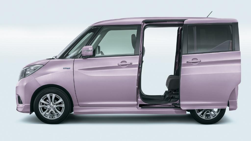 鈴木 Solio Mild Hybrid 及 Play Edition 精裝實用盒子車