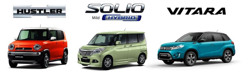 Suzuk i暢遊生活繽 FUN 車展  多款全新型號登陸元朗 YOHO MALL 一期