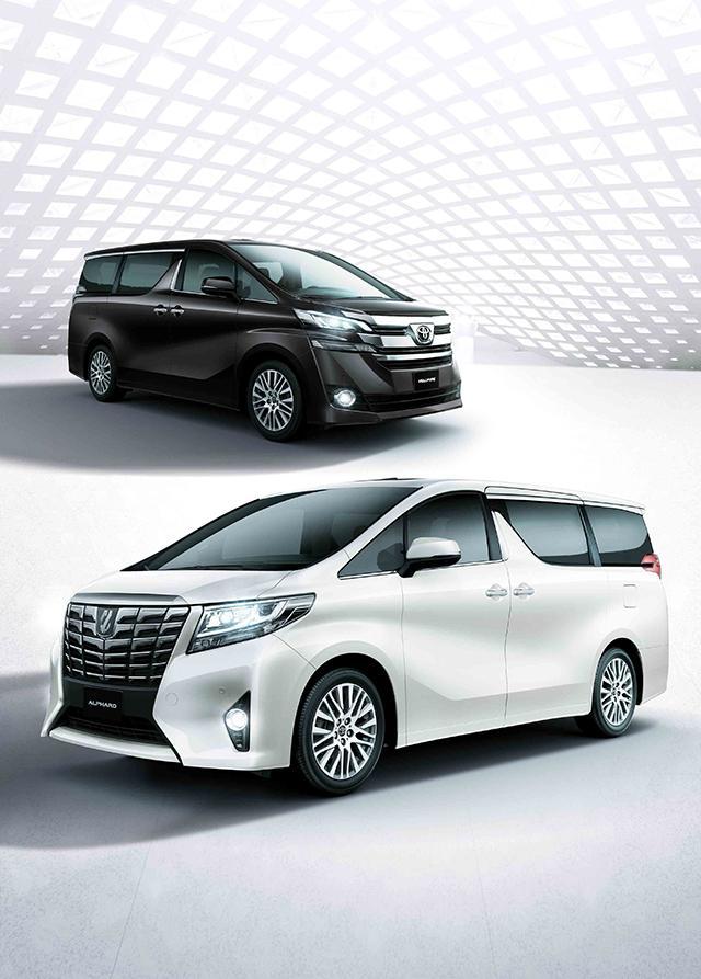 Toyota MPV 最強陣容列陣海港城車展