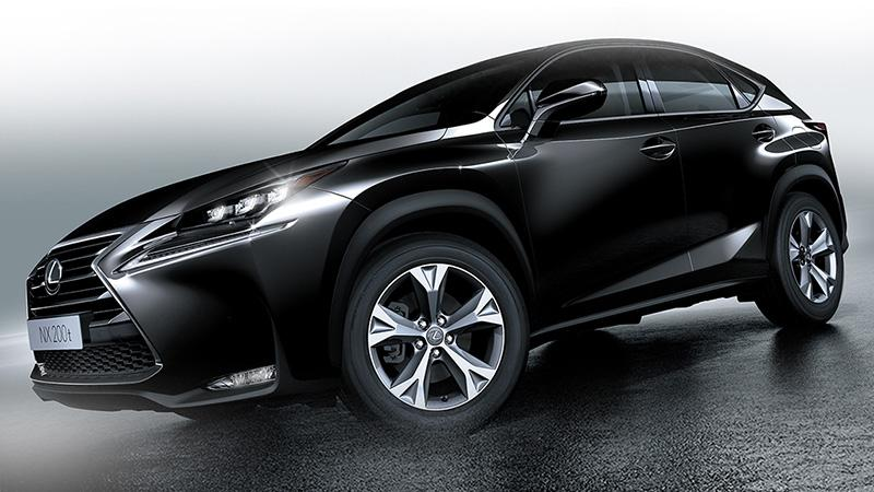 本週末「Lexus Motor Show」 型人之選 NX200t 車展首推價 $429,800