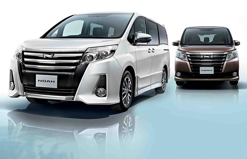 Toyota 將軍澳新都城車展 Noah 系列 $299,075 起