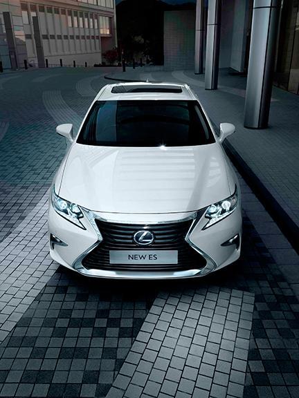 Lexus 本週末呈獻行政座駕試駕日
