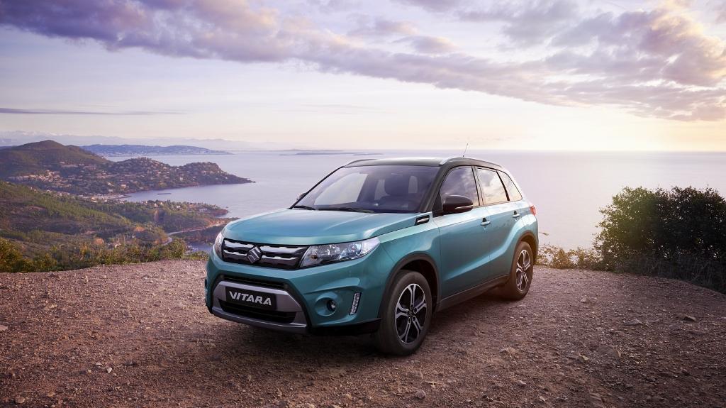 呼喚自然動感   型格四驅 Suzuki Vitara 輕鬆克服艱難路況