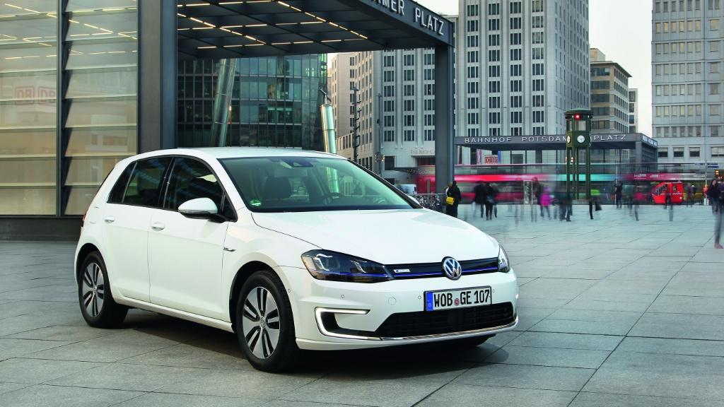 Volkswagen e-Golf 多方位體驗,帶領電動車浪潮