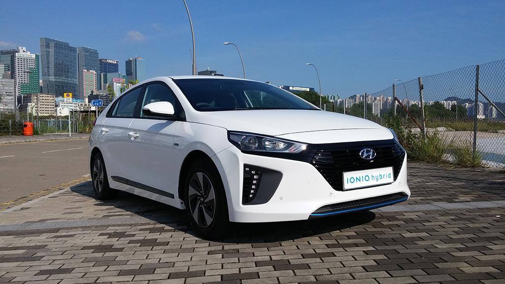 現代汽車全新 IONIQ Hybrid  即將發佈 接受預訂