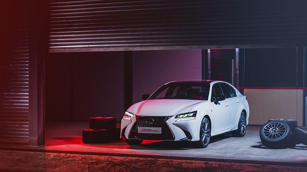 Lexus GS Fuji Edition 本週末灣仔陳列室首展