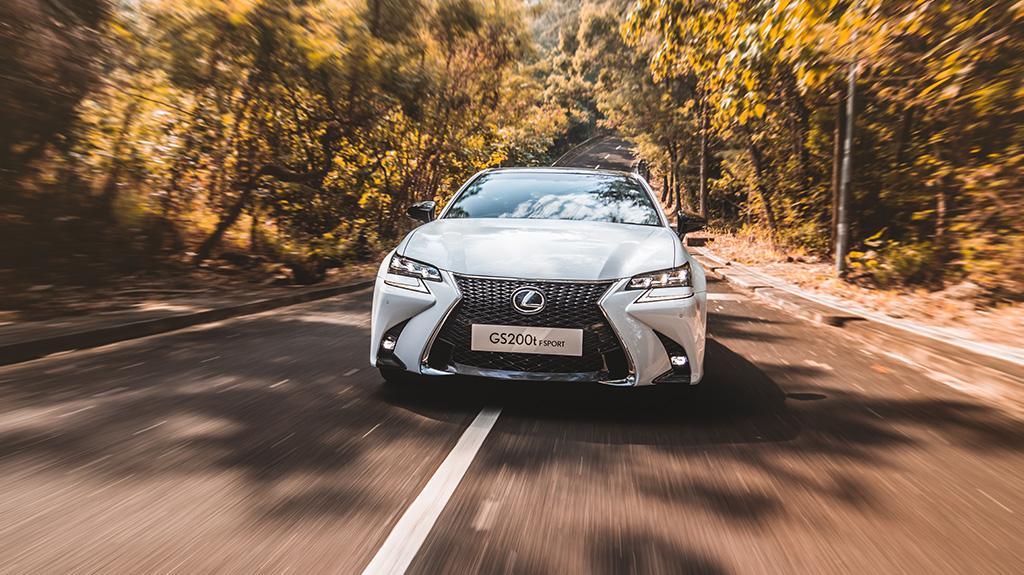Lexus GS Fuji Edition 最後5部以首展價發售