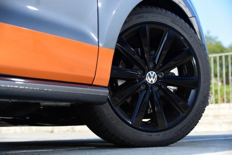 全港唯一一部 Volkswagen Polo Cup Limited Edition