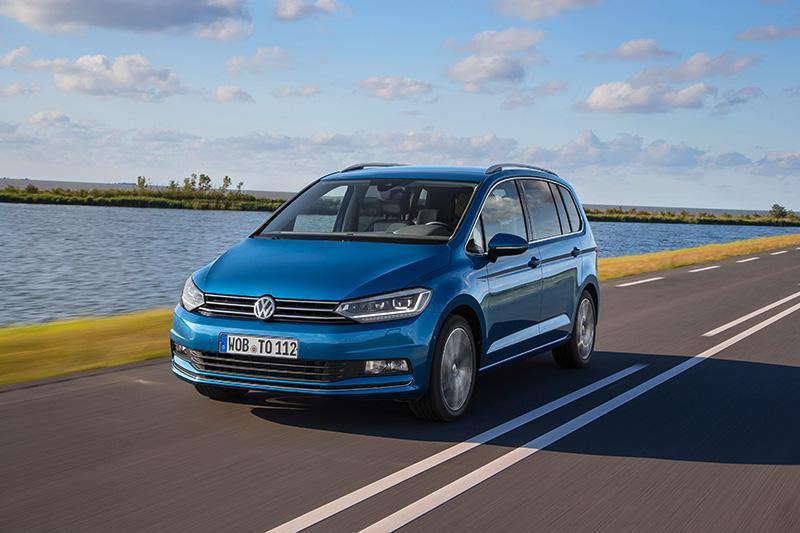 Volkswagen Touran 首次勇奪歐洲最佳銷量 MPV