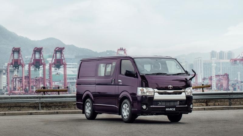 豐田 HIACE「堅‧實力派」 全面升級至歐盟 6 型動力系統