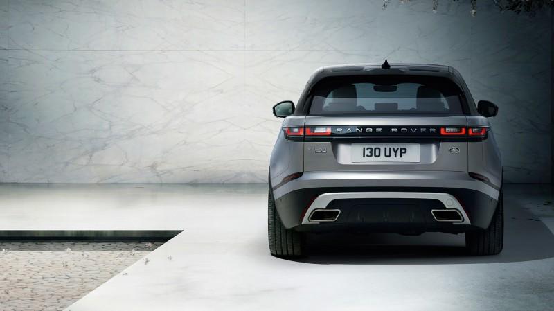 世界首演:全新 Range Rover Velar 倫敦設計博物館初披露