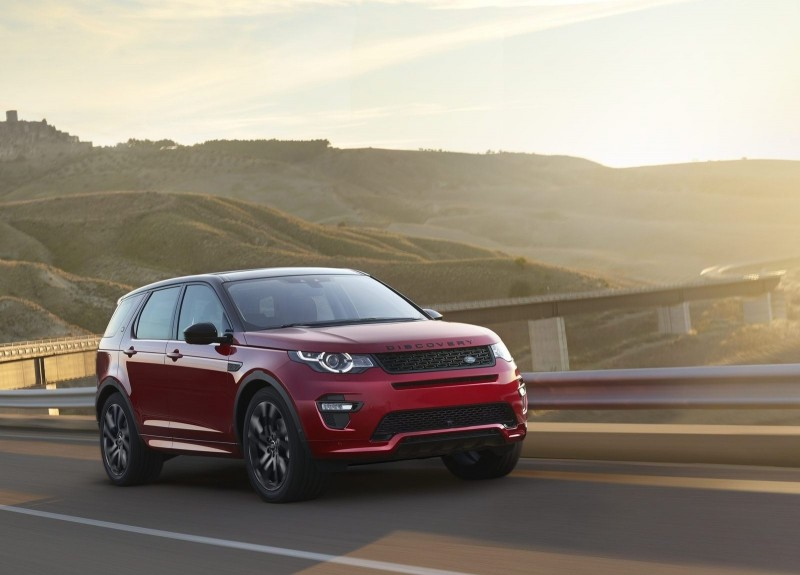 Land Rover Discovery Sport SE Dynamic 現已抵港