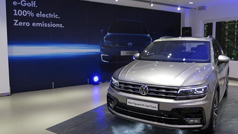 全新 Volkswagen 澳門陳列室正式開業