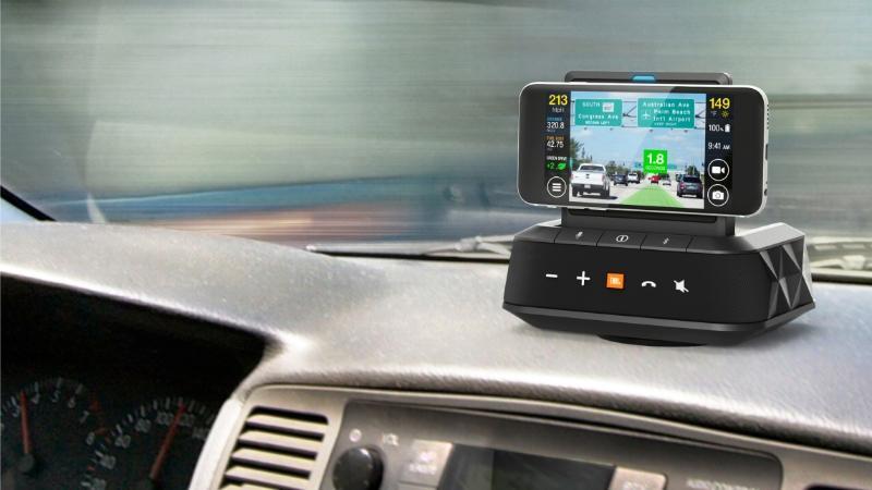 JBL 2017 全新 Smartbase 駕駛輔助系統現已上市