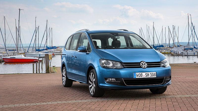 本週末 Volkswagen 元朗陳列室展出 2016 限量現貨