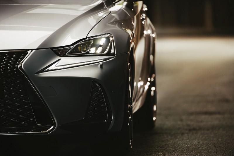 全新 Lexus IS200t 正式抵港 預售價$349,300