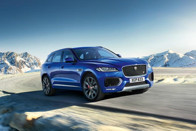本週末 又一城 Jaguar Land Rover 車展