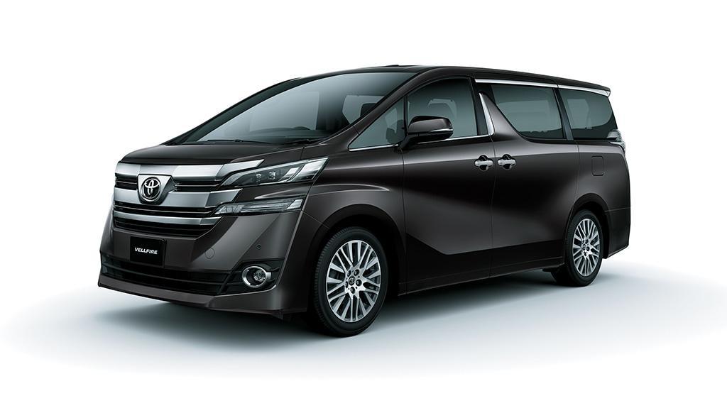 """本週末 Toyota 灣仔陳列室獨家呈獻 """"Luxury MPV Car Show"""""""