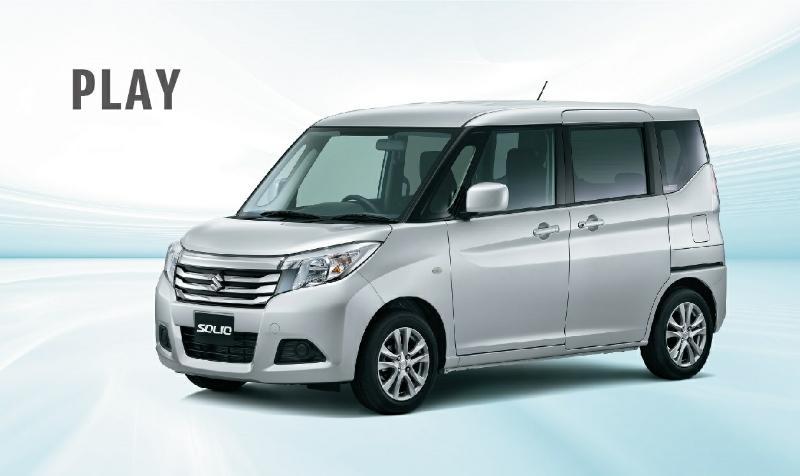 Suzuki 陳列室展銷日  Solio Play 陳列車優惠高達 2 萬