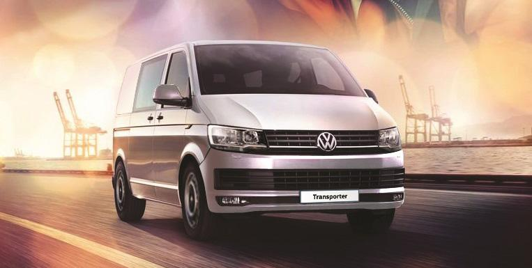 Volkswagen 全新歐盟六型 T6 Transporter Trader 商旅車