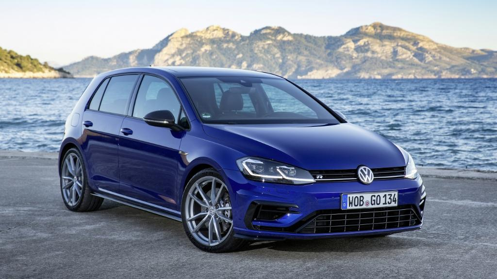 全新 Golf GTI Performance 及 Golf R 現已接受訂購