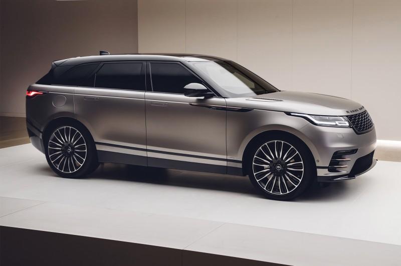 本週末九龍塘又一城「全新 Range Rover Velar 首展」