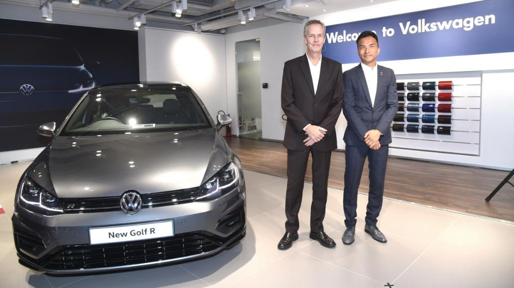 全新 Volkswagen 港島陳列室開幕典禮