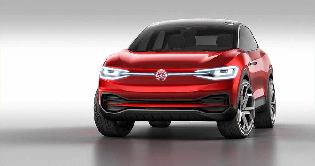 Volkswagen I.D. CROZZ 隆重登場
