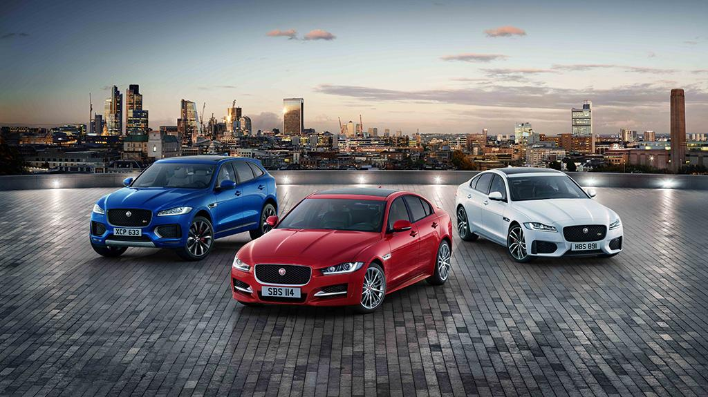 Jaguar Land Rover Approved Pre-Owned Clearance Sale