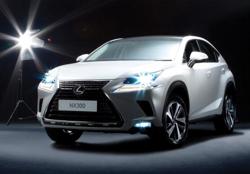 獨一.唯一 2018 Lexus NX300 矚目登場