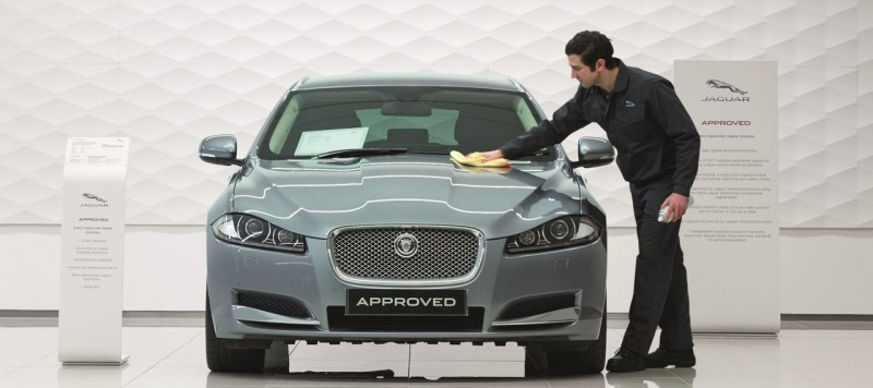 Jaguar Land Rover Approved Pre-Owned Private Sale