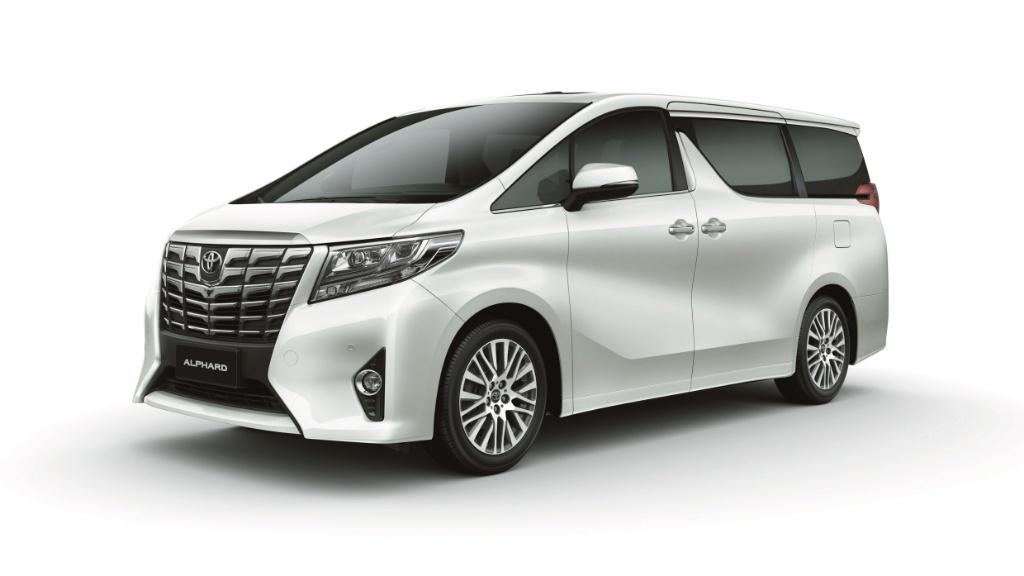 本週末 Toyota 沙田 HomeSquare 陳列室「Luxury MPV Show」