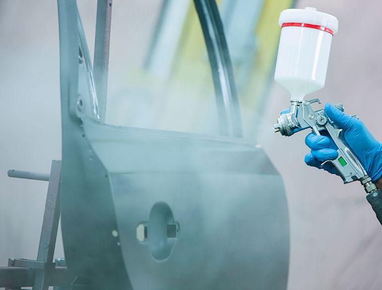 Volkswagen 專業車身維修及噴油服務優惠計劃