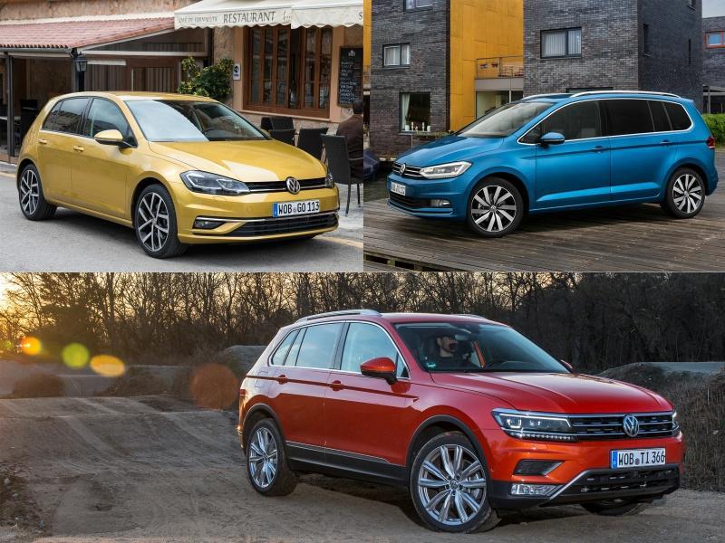 Volkswagen 品牌 2017 年全球交車量再創新高