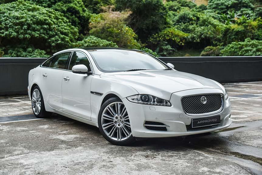 Jaguar Land Rover Approved Outlet Sale