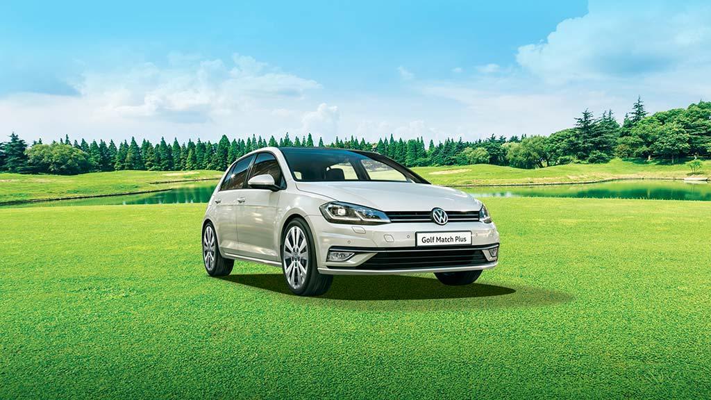 Volkswagen 大埔超級城車展   展出多款 2018 型號新車