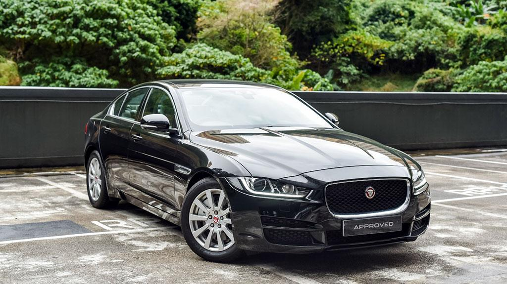 Jaguar Land Rover Approved Private Sale