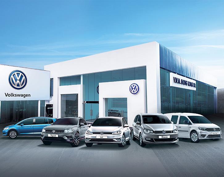 Volkswagen 於本週末在元朗陳列室舉行母親節車展